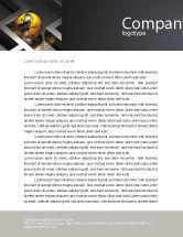Consulting: Templat Kop Surat Bumi Di Labirin #06357