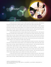People: Hi-Tech Baby Letterhead Template #06585