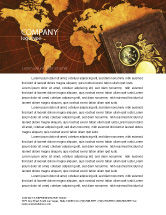 Education & Training: Historical Exploration Letterhead Template #06590