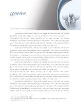 Consulting: Arrangement Letterhead Template #06771