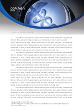Medical: Medicine Letterhead Template #06812