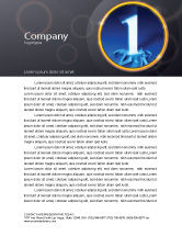 Business Concepts: Premier Letterhead Template #07210