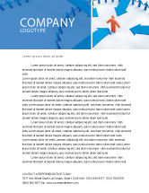 Telecommunication: Group Connections Letterhead Template #07447