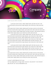 Abstract/Textures: Groove Letterhead Template #07548