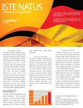 Flags/International: German Flag Newsletter Template #01837