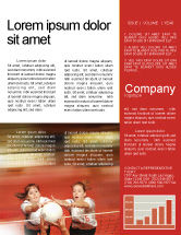 Sports: Templat Buletin Gratis Bola Voli #01862