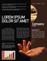 Business Concepts: Fortune Newsletter Template #01947