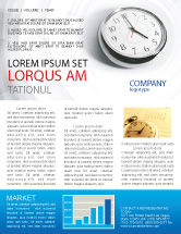 Consulting: Five O'clock Newsletter Template #02024
