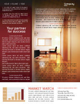 Careers/Industry: Apartment Design Newsletter Template #02035