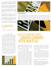 Utilities/Industrial: Radioactive Newsletter Template #02111