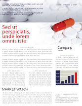 Medical: Medication Newsletter Template #02592
