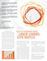 Business Concepts: Hooks Newsletter Template #02722