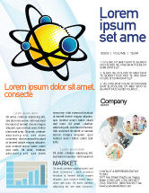Education & Training: Atom Newsletter Template #02803