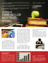 Education & Training: Back To School Newsletter Template #02867
