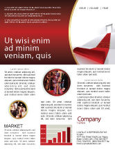 Consulting: Red Carpet Newsletter Template #02912