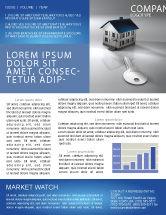 Careers/Industry: Modello Newsletter - Proprietà immobiliare #02932
