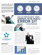 business hours newsletter template 03050