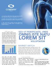 Medical: Spine Newsletter Template #03062