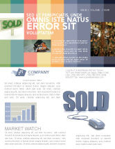 Technology, Science & Computers: 뉴스레터 템플릿 - 판매 된 #03085