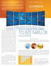 Global: 뉴스레터 템플릿 - 세계 뉴스 #03262