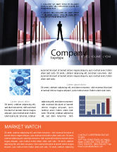 Business Concepts: Perspective Newsletter Template #03395
