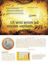 Abstract/Textures: Märchen Newsletter Vorlage #03523