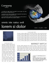 Global: Protect the World Newsletter Template #03695