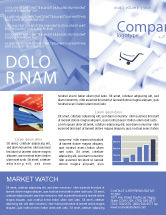 Careers/Industry: Shopping Cart Newsletter Template #03998