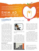Business Concepts: Comprehension Newsletter Template #04016