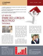 Consulting: Schutz Newsletter Vorlage #04072