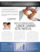Consulting: Mutual Responsibility Newsletter Template #04311