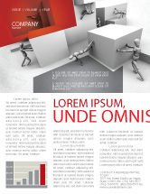 Consulting: Different Angle Newsletter Template #04483