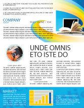 Education & Training: eLearning Newsletter Template #04807
