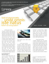 Consulting: Open Box Newsletter Template #04830