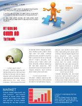 Consulting: Don't Know Newsletter Template #04853