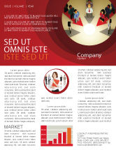 Business Concepts: Common Cause Newsletter Template #04964