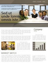 Business: Working Group Newsletter Template #05248