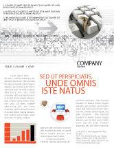 Business Concepts: Modello Newsletter - Fuggire dalla realtà #05668