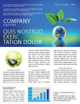Global: Fertile Earth Newsletter Template #07199