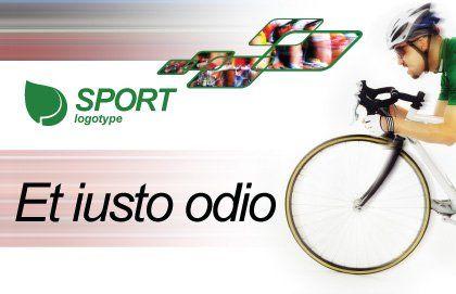 Tour de France Postcard Template, Outer Page, 01895, Sports — PoweredTemplate.com