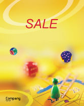 Business Concepts: Table Game Sale Poster Template #01515