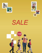Education & Training: Social Education Sale Poster Template #01704