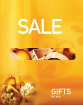 Holiday/Special Occasion: Decoratie Van De Kerstboom Poster Template #01714