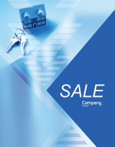 Careers/Industry: Real Estate Sale Poster Template #01859