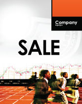 Business Concepts: Rate Sale Poster Template #01944