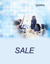 Education & Training: Presentations Sale Poster Template #02041