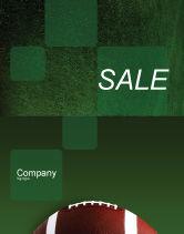 Sports: Balspel Poster Template #02110