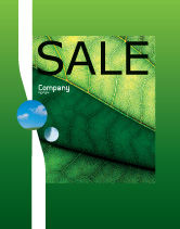 Nature & Environment: Botany Sale Poster Template #02176
