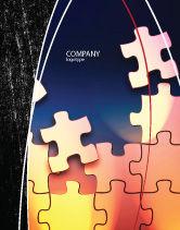 Consulting: Templat Poster Teka-teki Permainan #02317