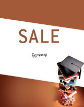 Education & Training: Academic Studies Sale Poster Template #02359